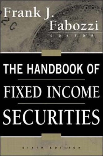 9780071358057: The Handbook of Fixed Income Securities