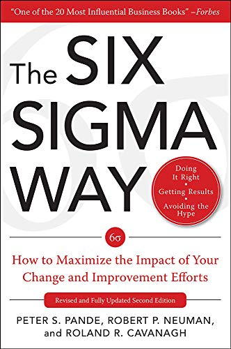 9780071358064: The Six Sigma Way: How GE, Motorola, and Other Top Companies are Honing Their Performance