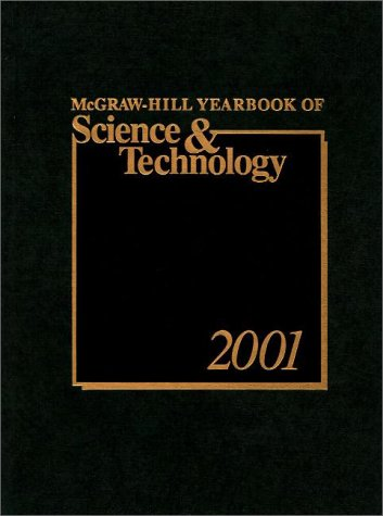 9780071358675: McGraw Hill 2001 Yearbook of Science and Technology