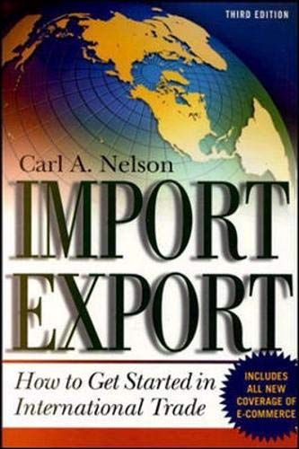 9780071358712: Import/Export: How to Get Started in International Trade