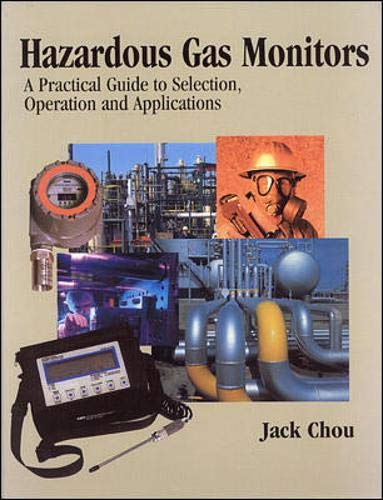 9780071358767: Hazardous Gas Monitors: A Practical Guide to Selection, Operation, and Applications