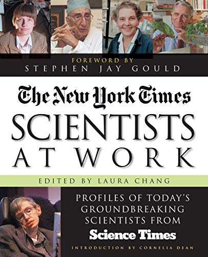9780071358828: Scientists at Work: Profiles of Today's Groundbreaking Scientists from Science Times