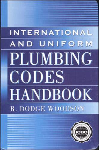 9780071358996: International and Uniform Plumbing Codes Handbook (McGraw Hill Handbooks)