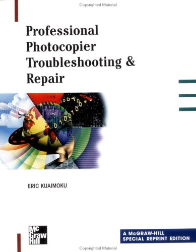 9780071359290: Professional Photocopier Troubleshooting and Repair