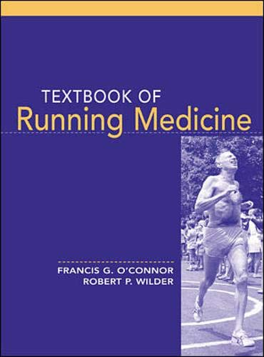 9780071359771: Textbook of Running Medicine