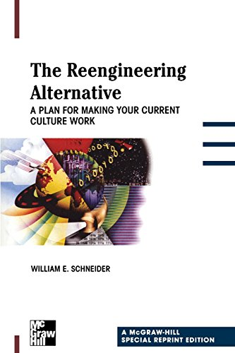 9780071359818: Sre The Reengineering Alternative: A Plan for Making Your Current Culture Work