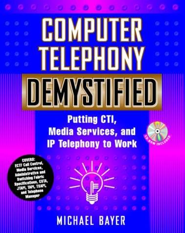 9780071359870: Computer Telephony Demystified