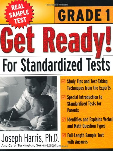 9780071360104: Get Ready! For Standardized Tests : Grade 1