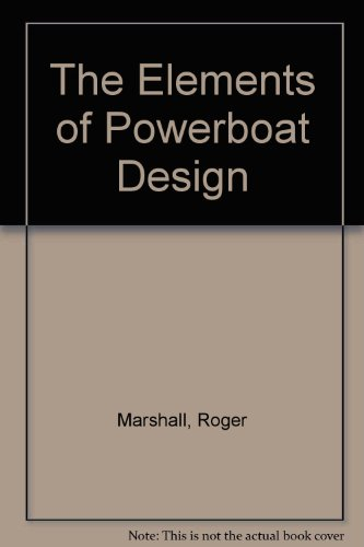 9780071360180: The Elements of Powerboat Design
