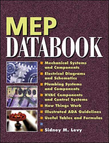 9780071360203: MEP Databook