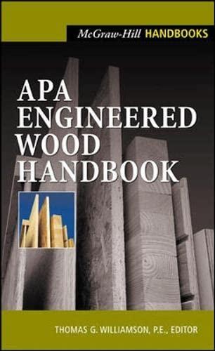 9780071360296: APA Engineered Wood Handbook