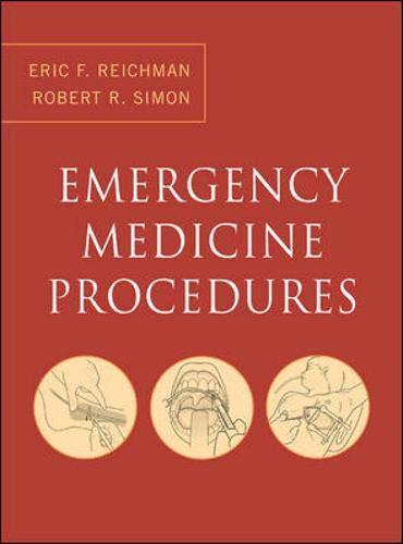 9780071360326: Emergency Medicine Procedures