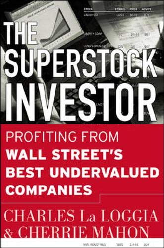 9780071360838: The Superstock Investor: Profiting from Wall Street's Best Undervalued Companies