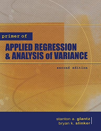 9780071360869: Primer of Applied Regression & Analysis of Variance