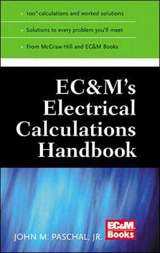9780071360951: EC&M's Electrical Calculations Handbook