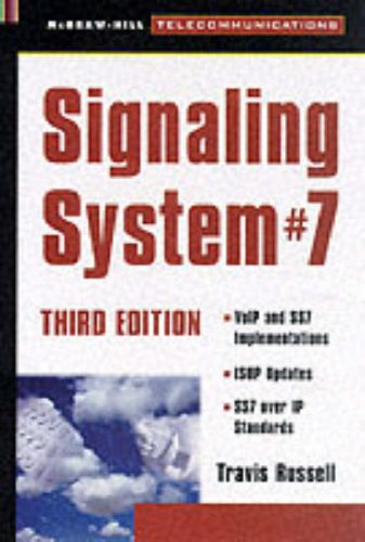 9780071361194: Signaling System 7 (McGraw-Hill Series on Telecommunications)