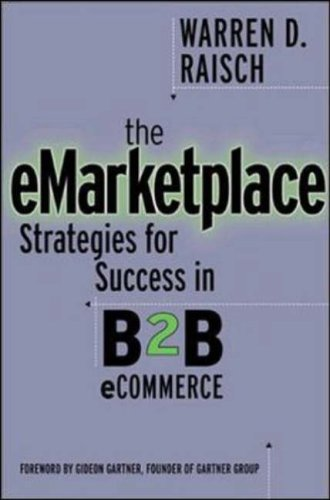 9780071361231: The eMarketplace: Successful Strategies for B2B eCommerce