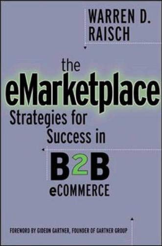 9780071361231: The eMarketplace: Strategies for Success in B2B eCommerce