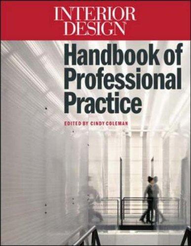 9780071361637: Interior Design Handbook of Professional Practice