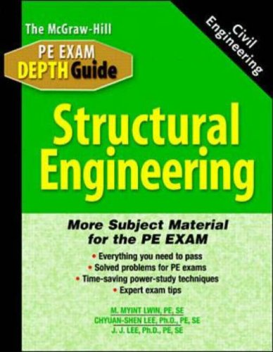 9780071361811: Structural Engineering (Exam Depth Guides)