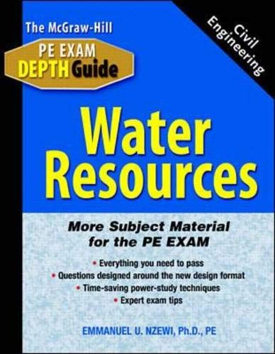 9780071361835: Water Resources