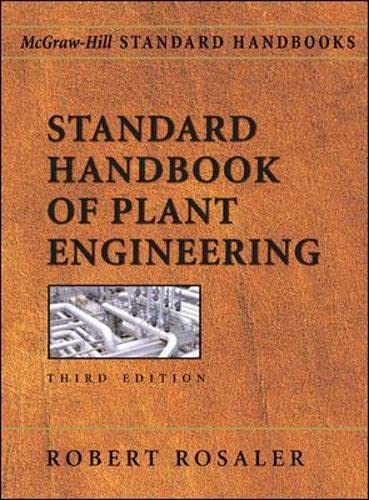 9780071361927: Standard Handbook of Plant Engineering