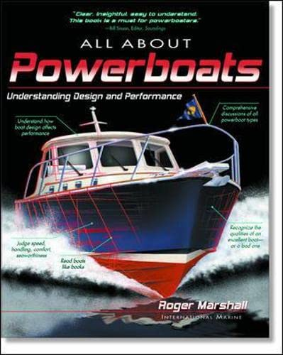 9780071362047: All About Powerboats: Understanding Design and Performance