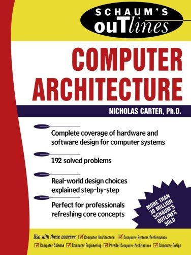 9780071362078: Schaum's Outline of Computer Architecture (Schaum's Outline Series)