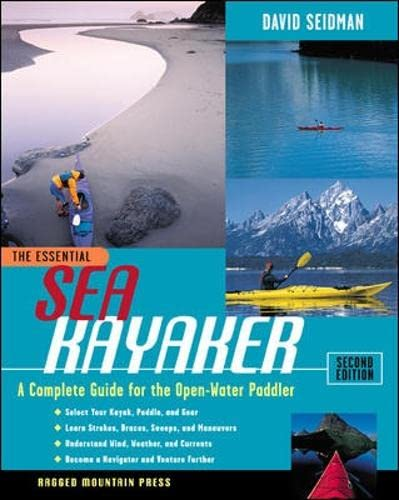 9780071362375: The Essential Sea Kayaker: A Complete Guide for the Open Water Paddler, Second Edition