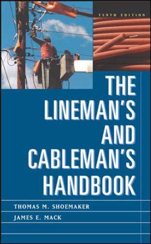 9780071362405: Lineman's and Cableman's Handbook (Lineman's & Cableman's Handbook)