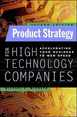 9780071362467: Product Strategy for High Technology Companies