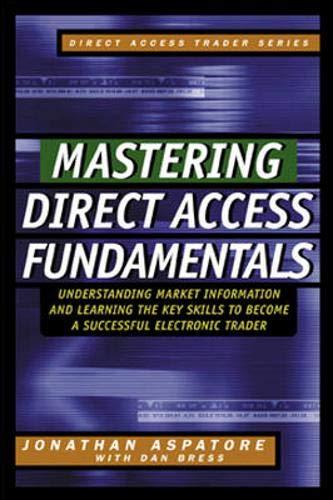 9780071362498: Mastering Direct Access Fundamentals