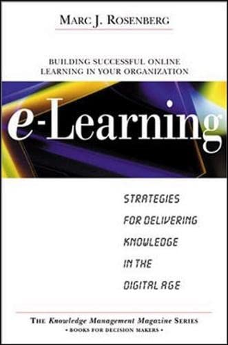 9780071362689: E-Learning: Strategies for Delivering Knowledge in the Digital Age