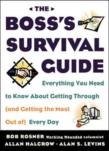 9780071362733: The Boss's Survival Guide