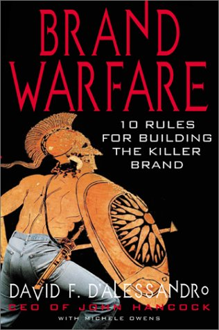 9780071362931: Brand Warfare: 10 Rules for Building the Killer Brand
