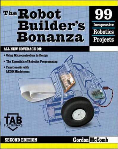 9780071362962: Robot Builder's Bonanza (Tab Electronics)