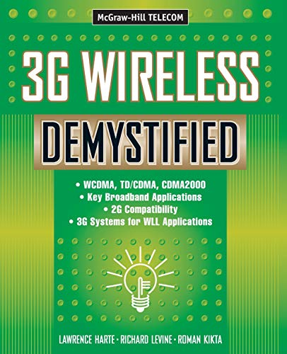 9780071363013: 3G Wireless Demystified