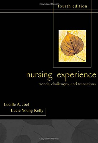 9780071363150: The Nursing Experience: Trends, Challenges, and Transitions