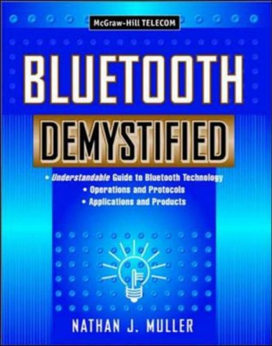 9780071363235: Bluetooth Demystified (McGraw-Hill Telecom)