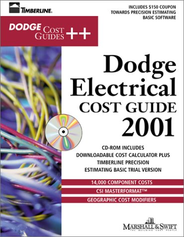 Dodge Electrical Cost Guide 2001: Marshall & Swift