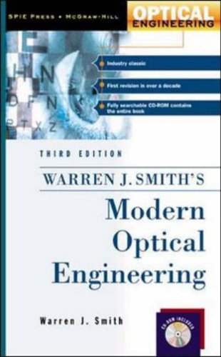 9780071363600: Modern Optical Engineering: The Design of Optical Systems (Optical Engineering (McGraw Hill))
