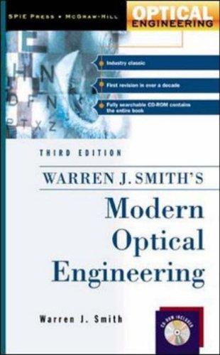 9780071363600: Modern Optical Engineering