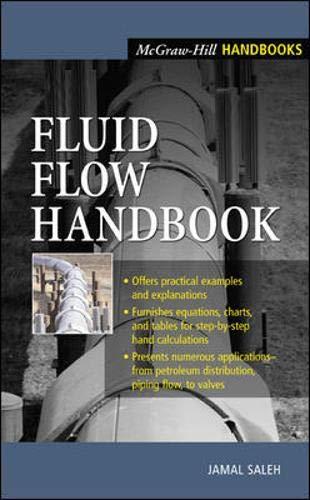 9780071363723: Fluid Flow Handbook (McGraw-Hill Handbooks)