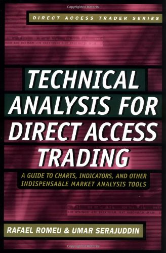 9780071363938: Technical Analysis for Direct Access Trading: A Guide to Charts, Indicators, and Other Indispensable Market Analysis Tools