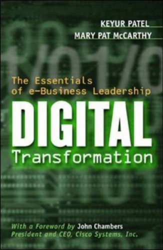 9780071364089: Digital Transformation: the Essentials of e-Business Leadership