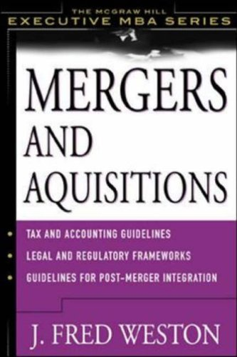 9780071364324: Mergers and Acquisitons (McGraw-Hill Executive MBA Series)