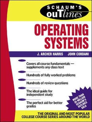 9780071364355: Schaum's Outline of Operating Systems
