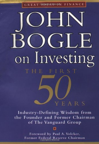9780071364386: John Bogle on Investing: The First 50 Years