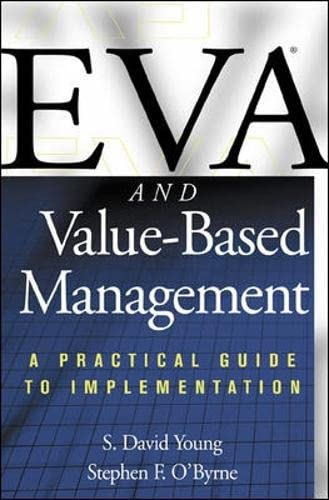 9780071364393: EVA and Value-Based Management: A Practical Guide to Implementation