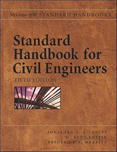 9780071364737: Standard Handbook for Civil Engineers (Handbook)